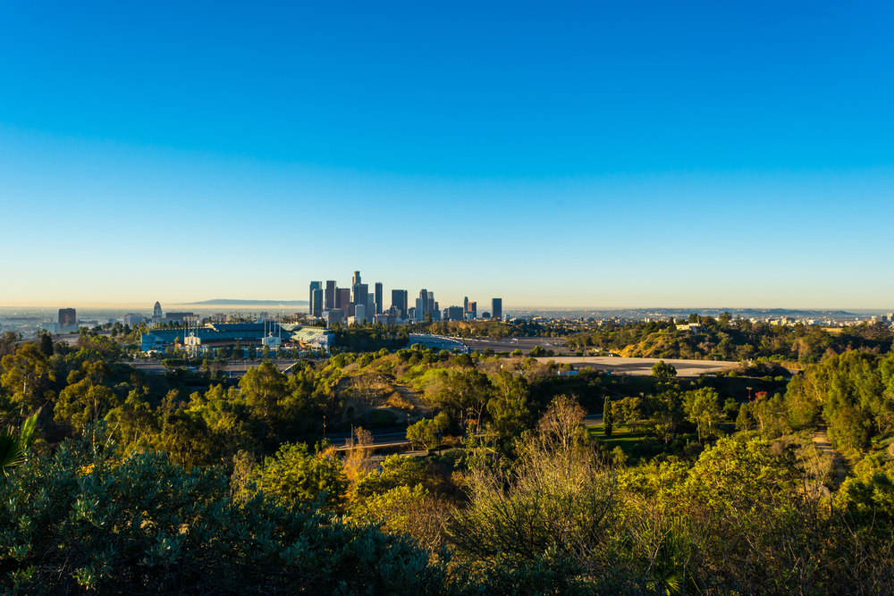 Easy Hikes in Los Angeles - Elysian Park