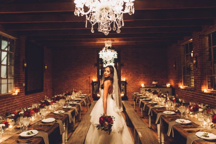 LA Girl Wedding Locations in Los Angeles - Amber Stevens