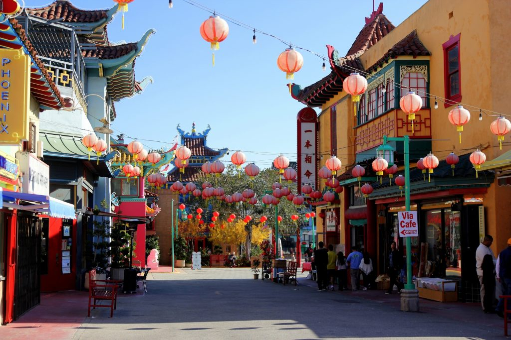 The LA Girl's Ultimate Guide to Downtown Los Angeles - Chinatown