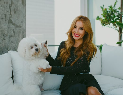 Meet Toni Ko, Founder of NYX Cosmetics + PERVERSE Sunglasses