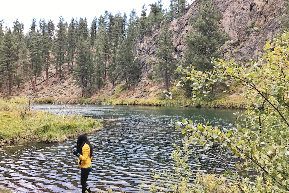 A Weekend Getaway Guide to Bend - Deschutes River