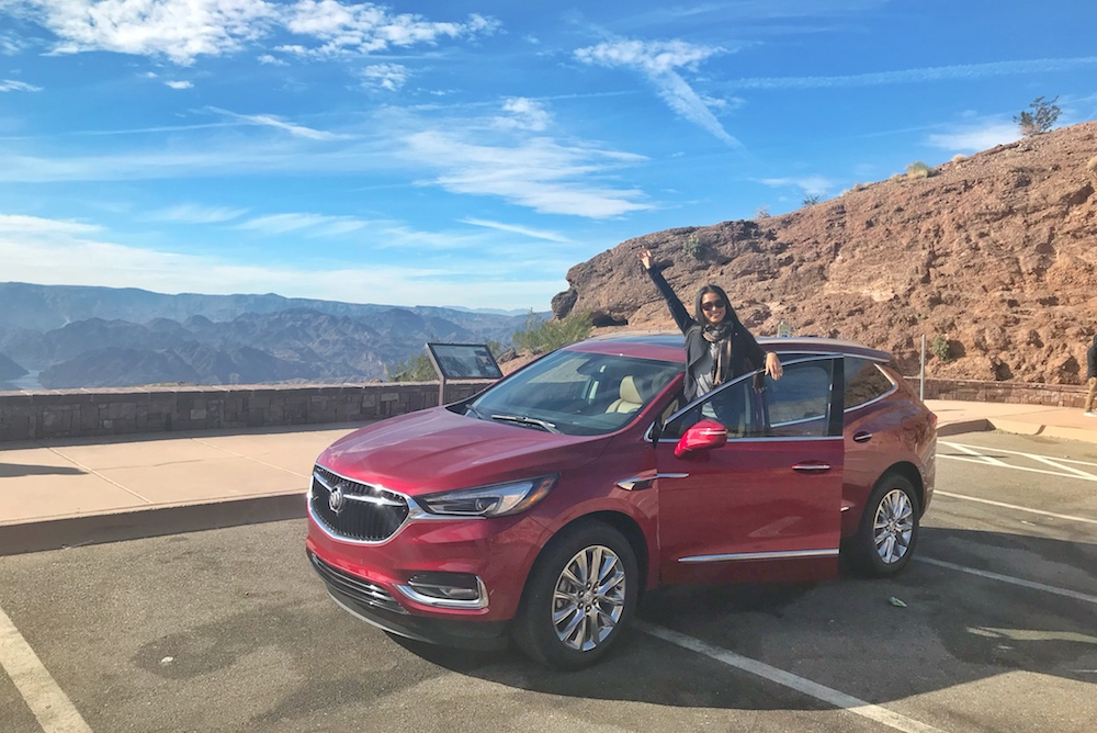 Grand Canyon - Buick Enclave